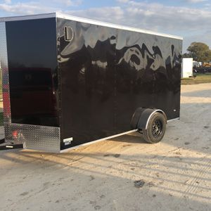 6x12 Enclosed Trailer for Sale in Kennedale, TX