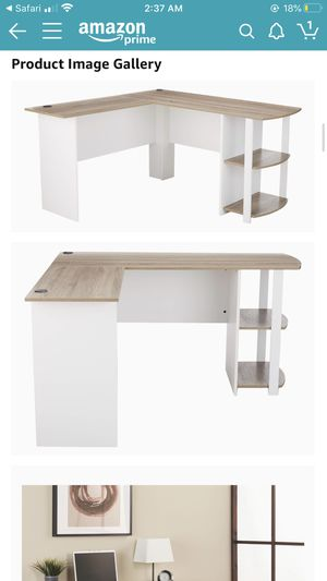 Corner L desk for Sale in Peoria, AZ
