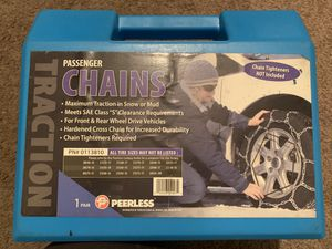 Peerless Chains snow for Sale in Fremont, CA