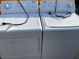 Kenmore Elite Heavy Duty Washer and Gas Dryer for Sale in Fontana, CA