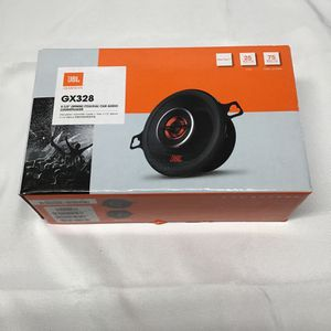 JBL by HARMAN GX328 3-1/2 (89MM) Coaxial Car audio Loudspeaker New for Sale in Perris, CA