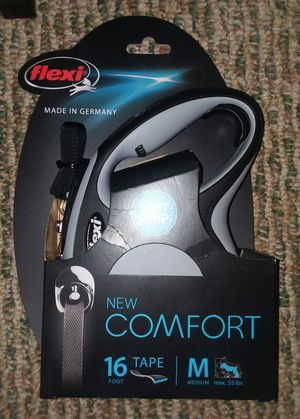 FLEXI New Comfort 16 foot Retractable Leash (medium) for Sale in Lynchburg, VA