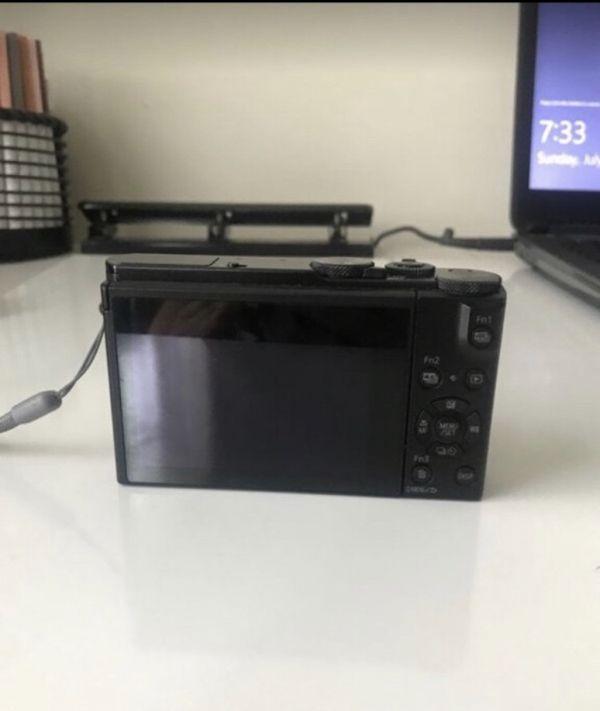 Lumix Panasonic DMC-LX10, 4K video