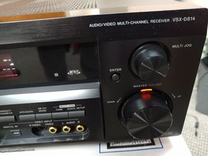 Pioneer VSX-D814 6.1 AV Receiver (no remote) for Sale in Hoffman Estates, IL