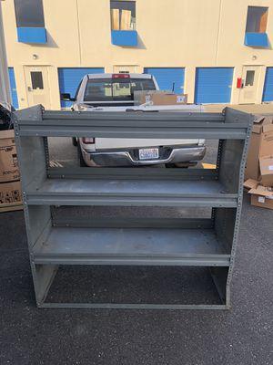 Metal shelving storage racks for Sale in Kirkland, WA