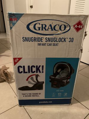 Graco infant car seat -New for Sale in Miramar, FL