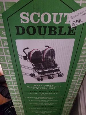 Jeep scout double stroller for Sale in Irving, TX