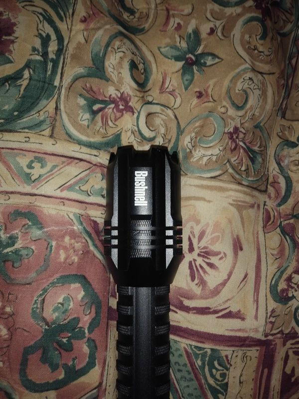 Bushnell rechargeable flashlight