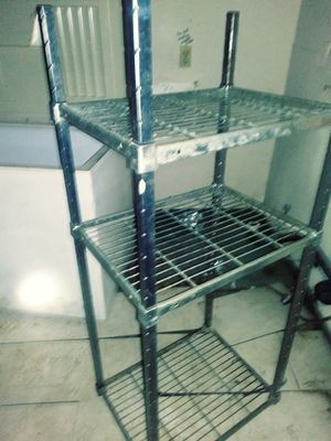 Small metal shelve for Sale in Puyallup, WA