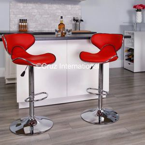 New 2 Red Stools for Sale in Orlando, FL