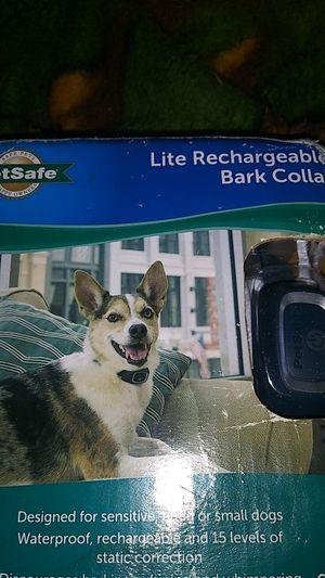 Lite Reharg able Bark Collar for Sale in San Diego, CA