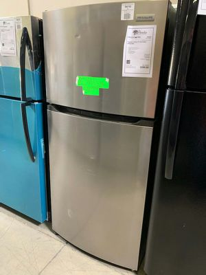 New Frigidaire Stainless Steel 15 CuFt Top Freezer Refrigerator!1yr Manufacturers Warranty👆Paradise Appliance for Sale in Chandler, AZ