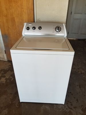Whirlpool washer super capacity for sale for Sale in Mesa, AZ