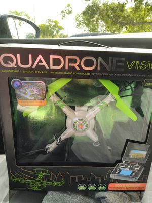$249 6-axis gyro 2.4 radio control 1080p drone with live streaming HD camera built-in for Sale in Hollywood, FL