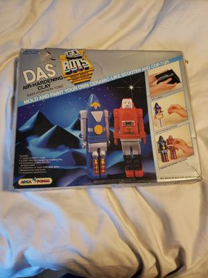 Go Bots Das Hardening Clay Set for Sale in Middlesex, NJ