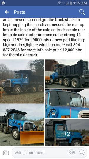 1979 ford 9000 for Sale in Powhatan, VA