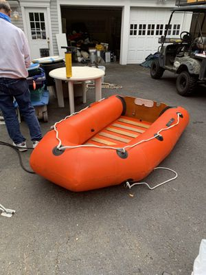 Inflatable boat for Sale in Red Bank, NJ