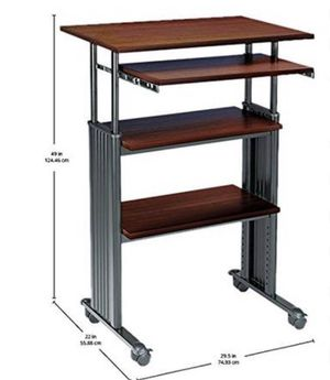 Standing adjustable height desk for Sale in New York, NY