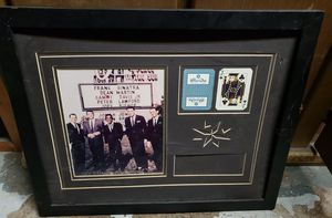 rat pack picture for Sale in Chicago, IL