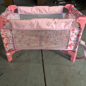 Baby Doll Play Pen for Sale in Strongsville, OH