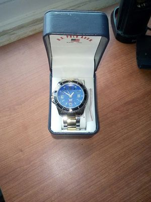 Brand New Polo watch, Immaculate condition, comes with the box for Sale in Glendale Heights, IL