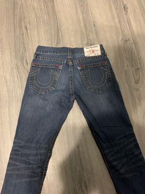 Men's True Religion Jeans Size 28 Rocco for Sale in Fresno, CA