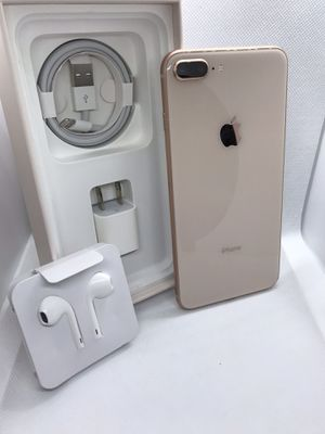 iphone 8 plus unlocked 64gb for Sale in Denver, CO