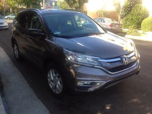 2016 HONDA CRV EXL only 10K miles Fully loaded Salvage title for Sale in Los Angeles, CA