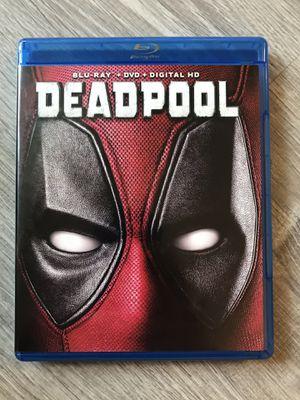 Deadpool Blu Ray for Sale in Bremerton, WA