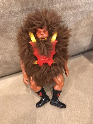 Grizzlor 1985 MOTU action figure He Man vintage collectible for Sale in Broadview Heights, OH
