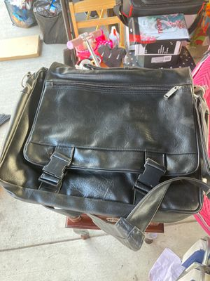 Men's leather messenger bag for Sale in Los Angeles, CA