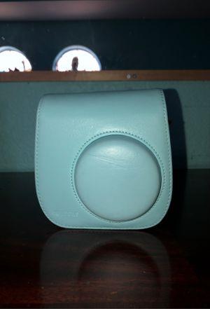 polaroid camera with case and film for Sale in Dallas, TX