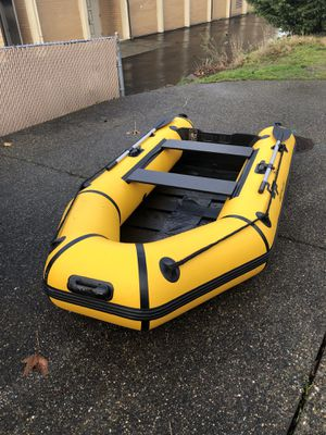 GoPlus Inflatable Boat for Sale in Woodway, WA
