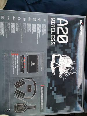 Astro A20 wireless headphones for Sale in Alexandria, VA