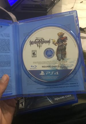 Kingdom Hearts 3 Ps4 for Sale in Hialeah, FL