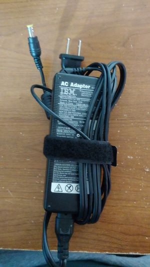 IBM laptop charger for Sale in Phoenix, AZ