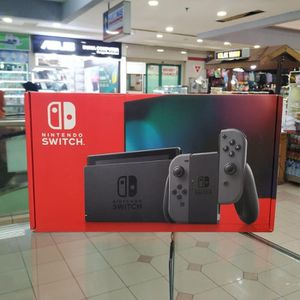 Nintendo Switch V2 Game Console Brand New Sealed Grey Joycons for Sale in Anaheim, CA