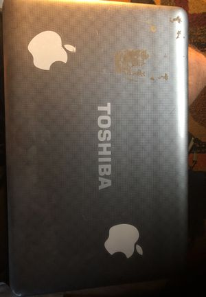 Toshiba laptop for Sale in East Rutherford, NJ