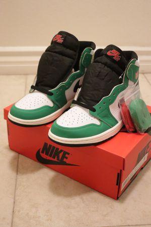Jordan 1 lucky green for Sale in Anaheim, CA