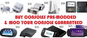 1000 GAMES BUY MODDED CONSOLES SNES NES CLASSIC MOD 3DS WII U PS VITA for Sale in New York, NY