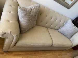 Love seat and sofa for Sale in Chandler, AZ
