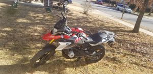 2018 BMW G310GS Motorcycle for Sale in Brentwood, TN