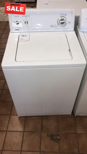 FIRST COME!!Large Capacity Washer Kenmore CONTACT TODAY! #1515 for Sale in Silver Spring, MD