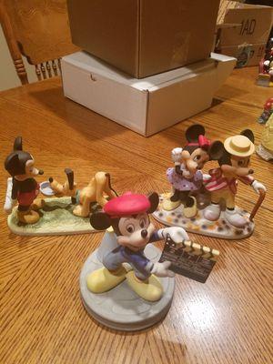 Disney porcelain figurines for Sale in Portland, OR