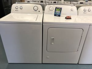 Washer And Electric Dryer Set for Sale in National City, CA