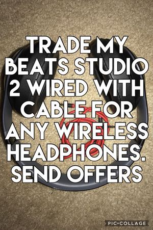 Trade beats studio 2 for almost anything for Sale in Seattle, WA