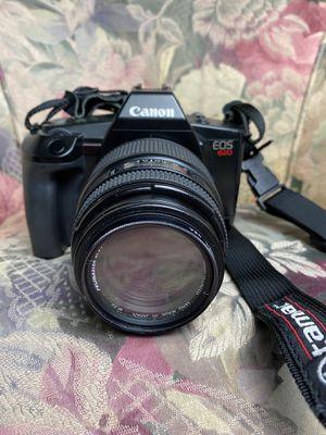 Canon Eos 60 film camera for Sale in Waukegan, IL