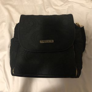 Petunia Pickle Bottom Black Diaper Bag for Sale in Alhambra, CA