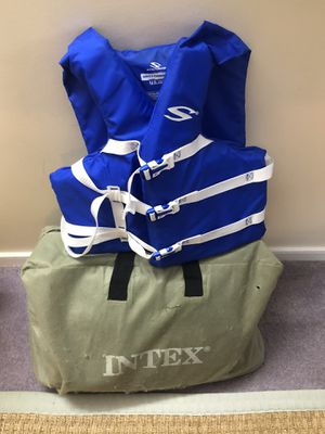 Intex Kayak - Inflatable for Sale in Midlothian, VA