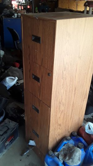 Metal filing cabinet for Sale in Fresno, CA